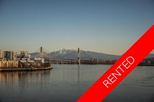 Queensborough Condo for rent: GlassHouse Lofts 2 + Den 1,300 sq.ft. New Westminster Property Management company