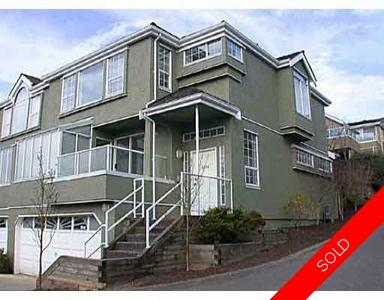 Vancouver Townhouse for sale:  3 bedroom 1,845 sq.ft. (Listed 2003-02-08)