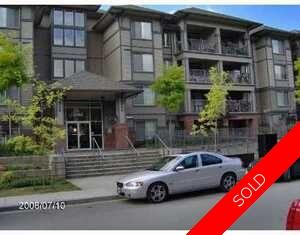 Central Pt Coquitlam Condo for sale:  2 bedroom 942 sq.ft. (Listed 2008-07-10)