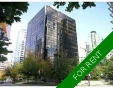 Coal Harbour Studio for rent: Cube Studio Residential Property Management Services Vancouver BC