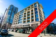 Port Moody Centre Condo for sale:  1 bedroom 584 sq.ft. (Listed 2016-09-23)