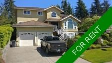 Westwood Plateau House for rent: 4 Bedroom + Den Plus 1 bedroom Nanny Suite Local Property Management company